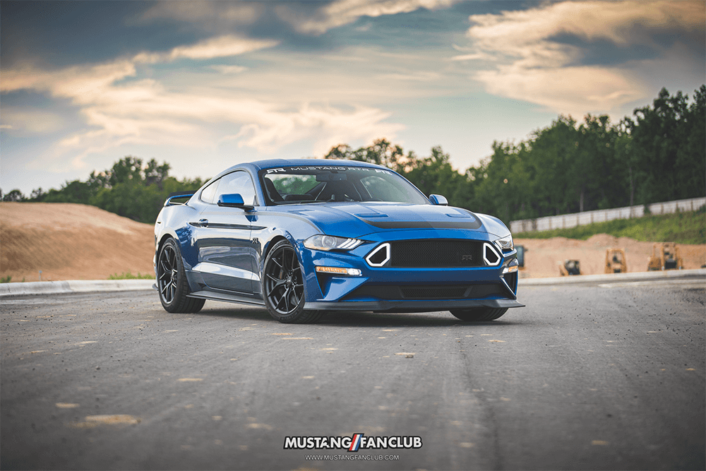 @mustangfanclub's cover photo for 'The 2019 Mustang RTR Series 1 is Ready to Rock! | Mustang Fan Club'