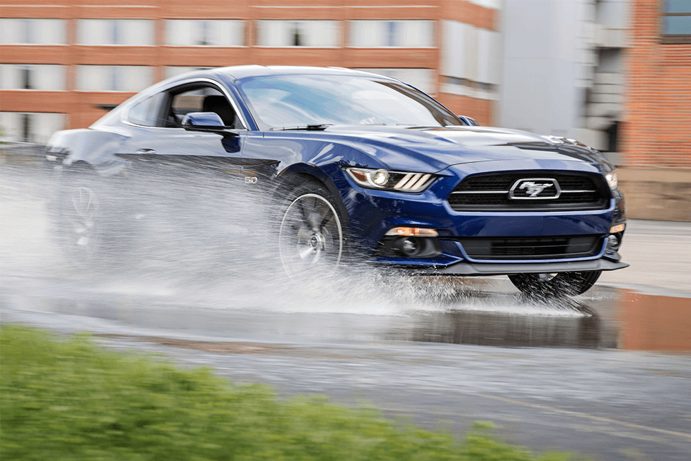 @mustangfanclub's cover photo for 'Goodyear Eagle Exhilarate - New ultra high performance all-season tire'