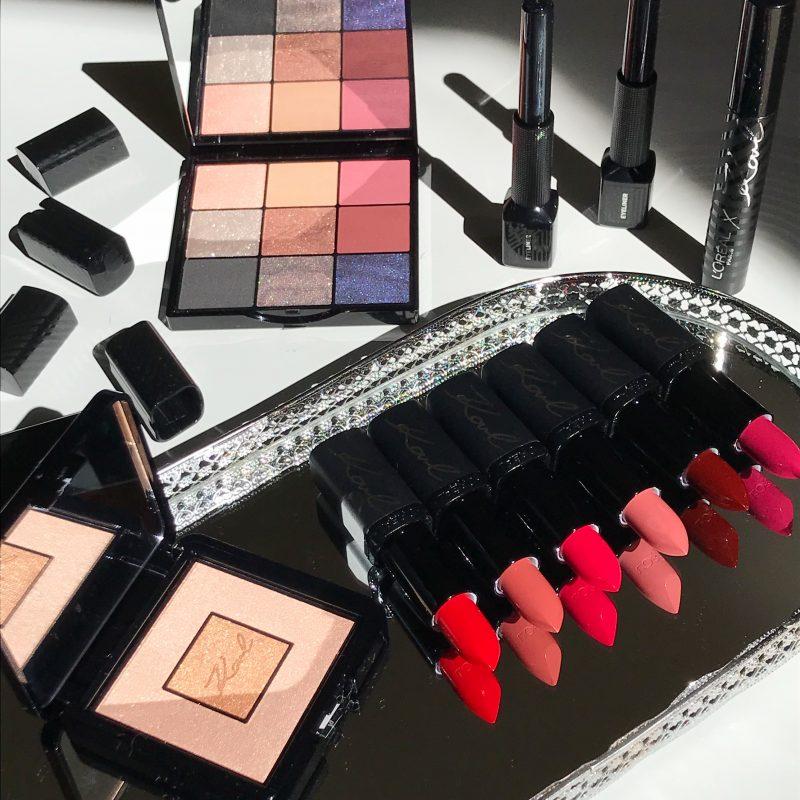 @fabulousandfunlife's cover photo for 'L'Oreal Paris x Karl Lagerfeld Makeup Review - Fabulous and Fun Life'