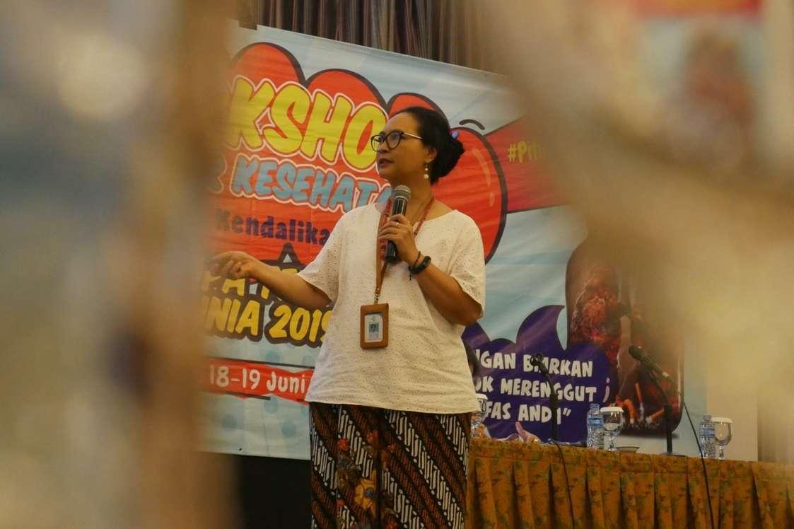 @puntow78's cover photo for 'Melalui Hari Tanpa Tembakau 2019 mari Cegah Penyakit Tidak Menular - PeWe Journey'