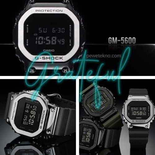 @puntow78's cover photo for 'G-Shock Seri G-5600 Hadir di Indonesia'