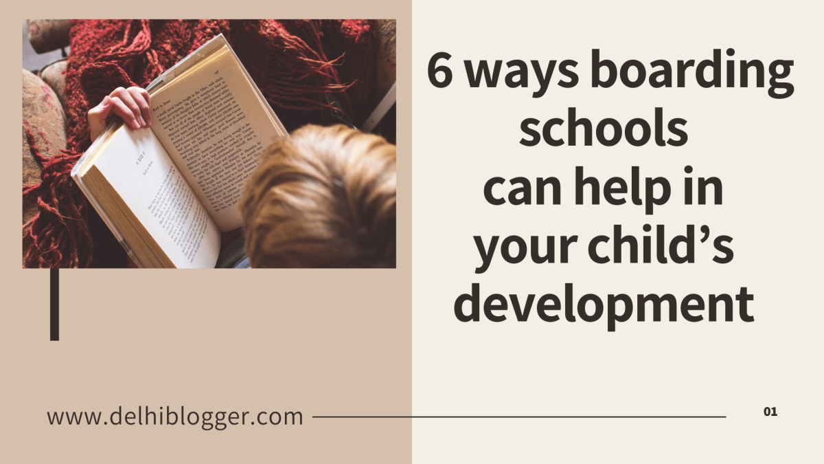 @tiwaripreety's cover photo for '6 ways boarding schools can help in your child's development'
