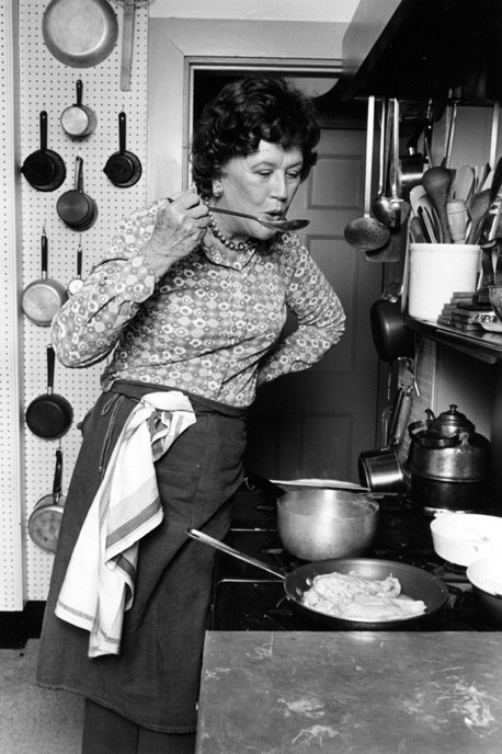 @awgyetvan's cover photo for 'When Leading Like a Woman Changes a Country: Julia Child'