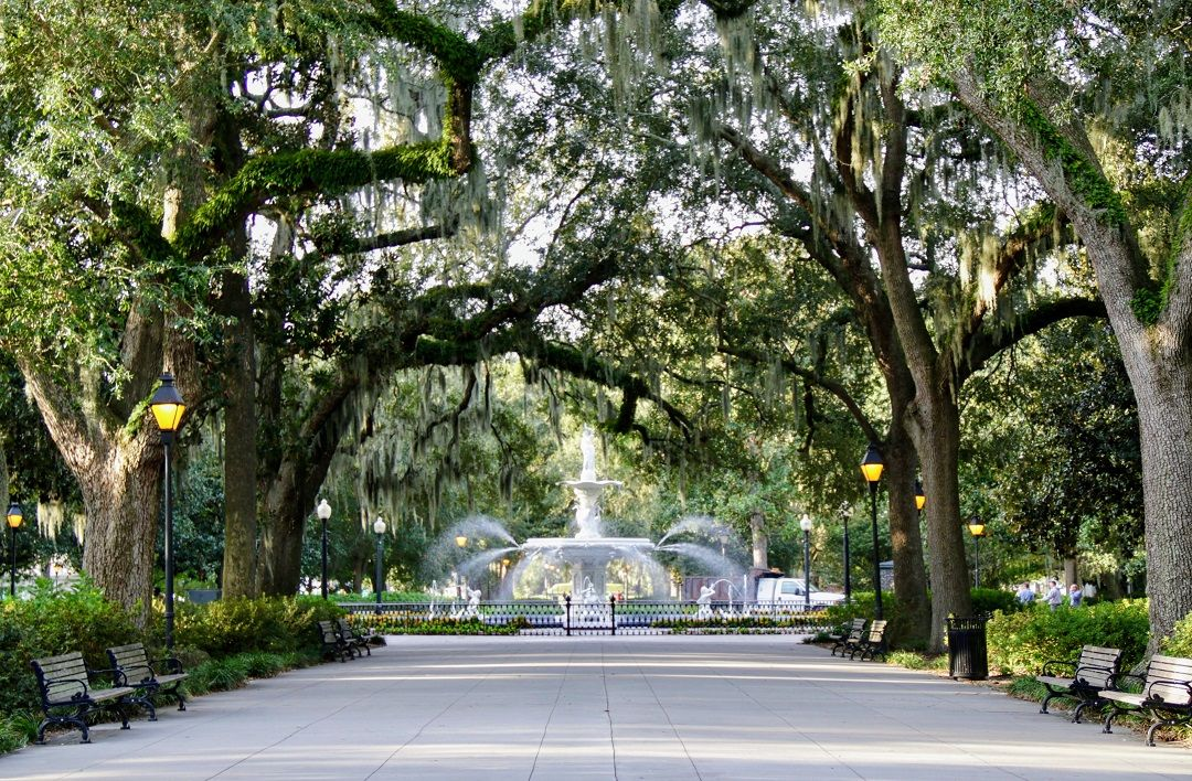 @thattexascouple's cover photo for '25 Incredible Things to do in Savannah, GA'