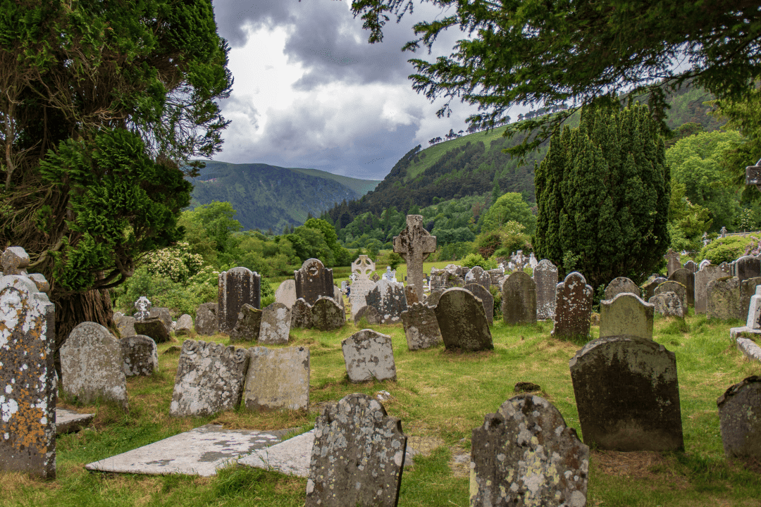 @thattexascouple's cover photo for 'Perfect Day Trip from Dublin: Kilkenny and Glendalough'