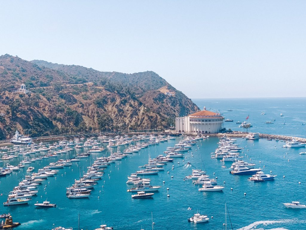 @thelacouple's cover photo for 'Two Day Getaway to Catalina Island • The LA Couple'