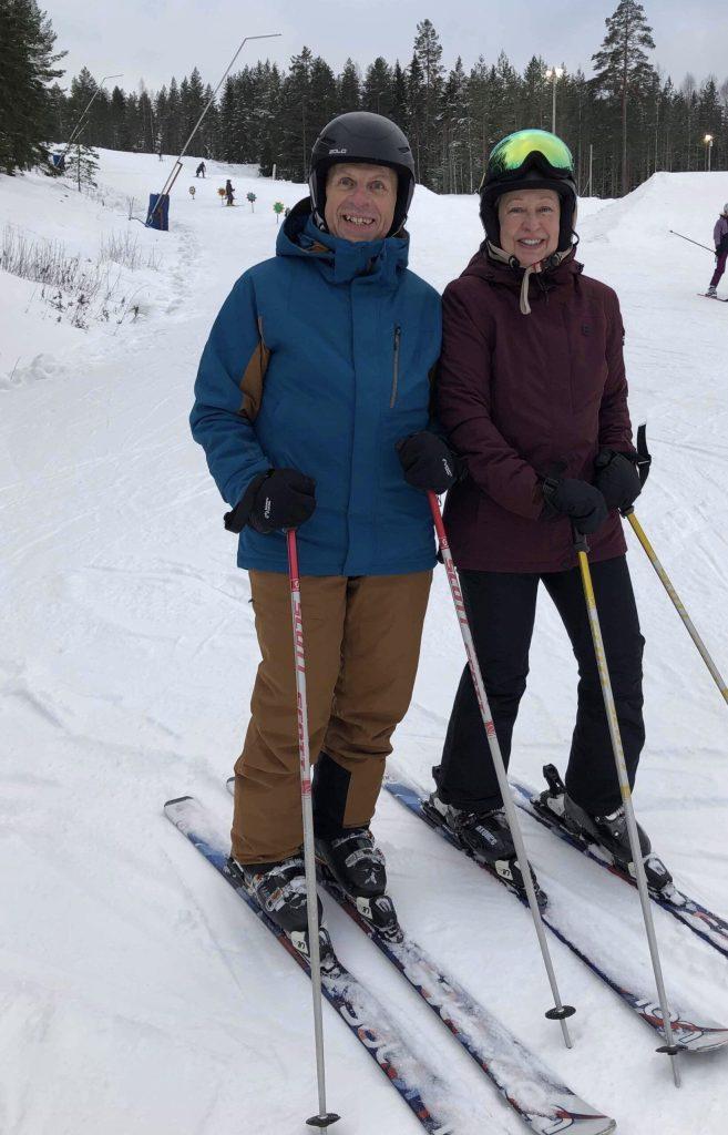 @hakan_soderman's cover photo for 'Slalom i Bjursås'