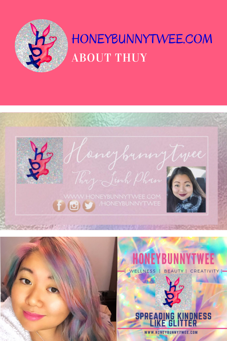 @honeybunnytwee's cover photo for 'About Thuy / honeybunnytwee - HONEYBUNNYTWEE'