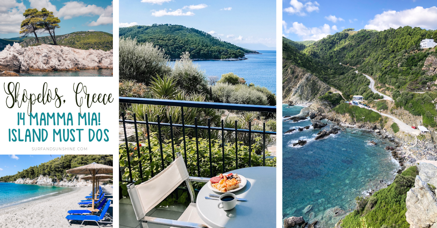 @jeanatravels's cover photo for '14 Must-Dos When Visiting the Mamma Mia! Island of Skopelos, Greece'