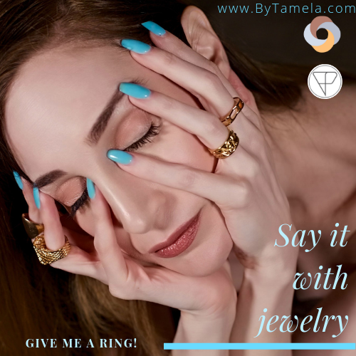 @tameladamico's cover photo for 'ByTamela.com - I started a jewelry line!'