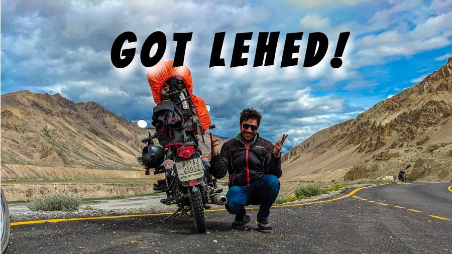 @shutterholictv's cover photo for 'Travel guide for Ladakh'
