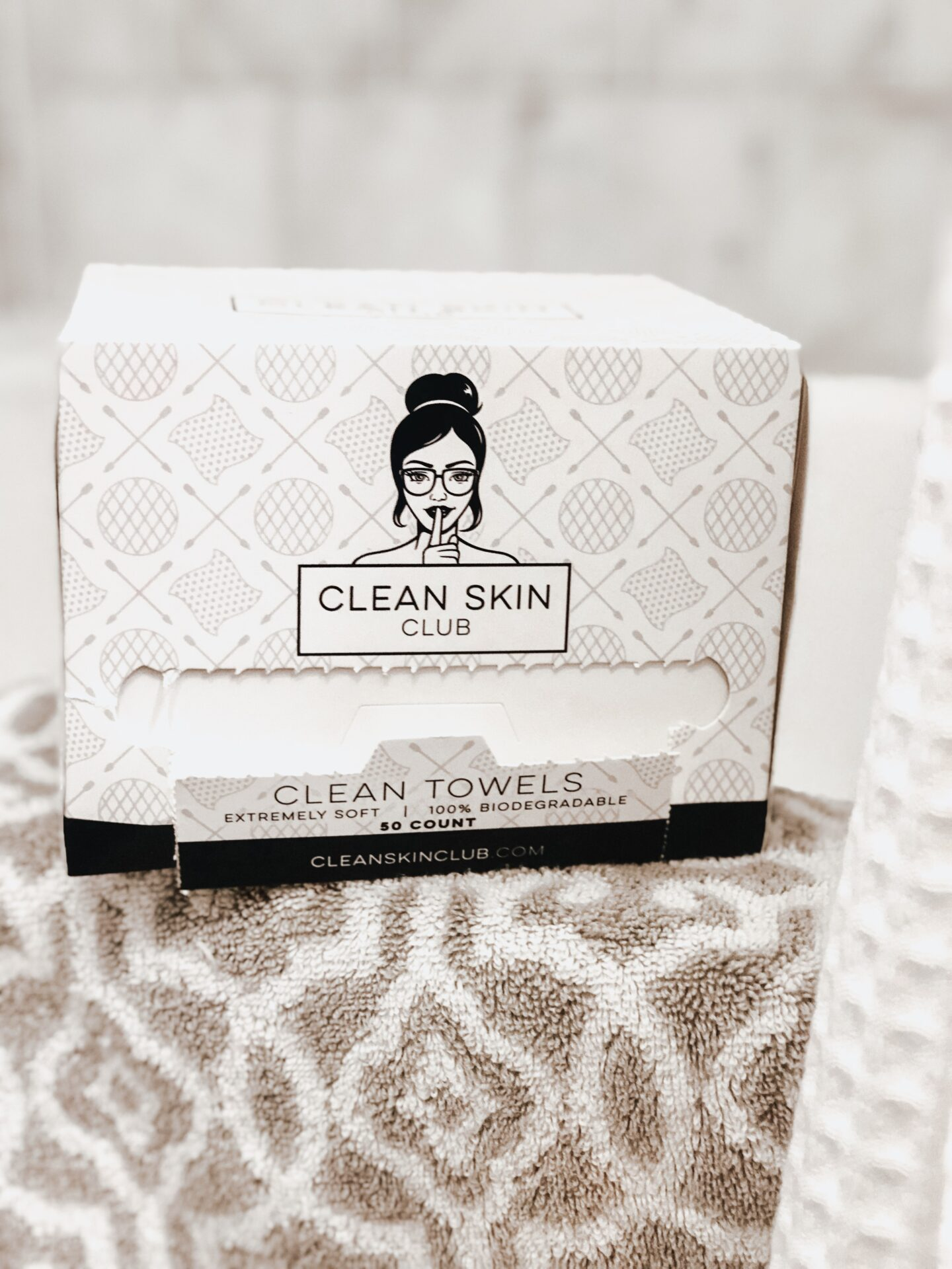 @beautyincolor_official's cover photo for 'Why I'm Loving My Clean Towels From Clean Skin Club — Beauty In Color'