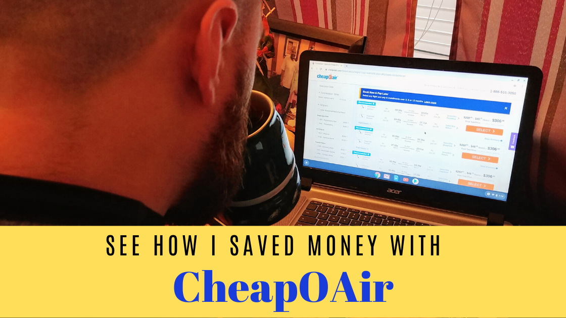 @phillycoupon_mom's cover photo for 'See How I Saved Money with CheapOAir!'