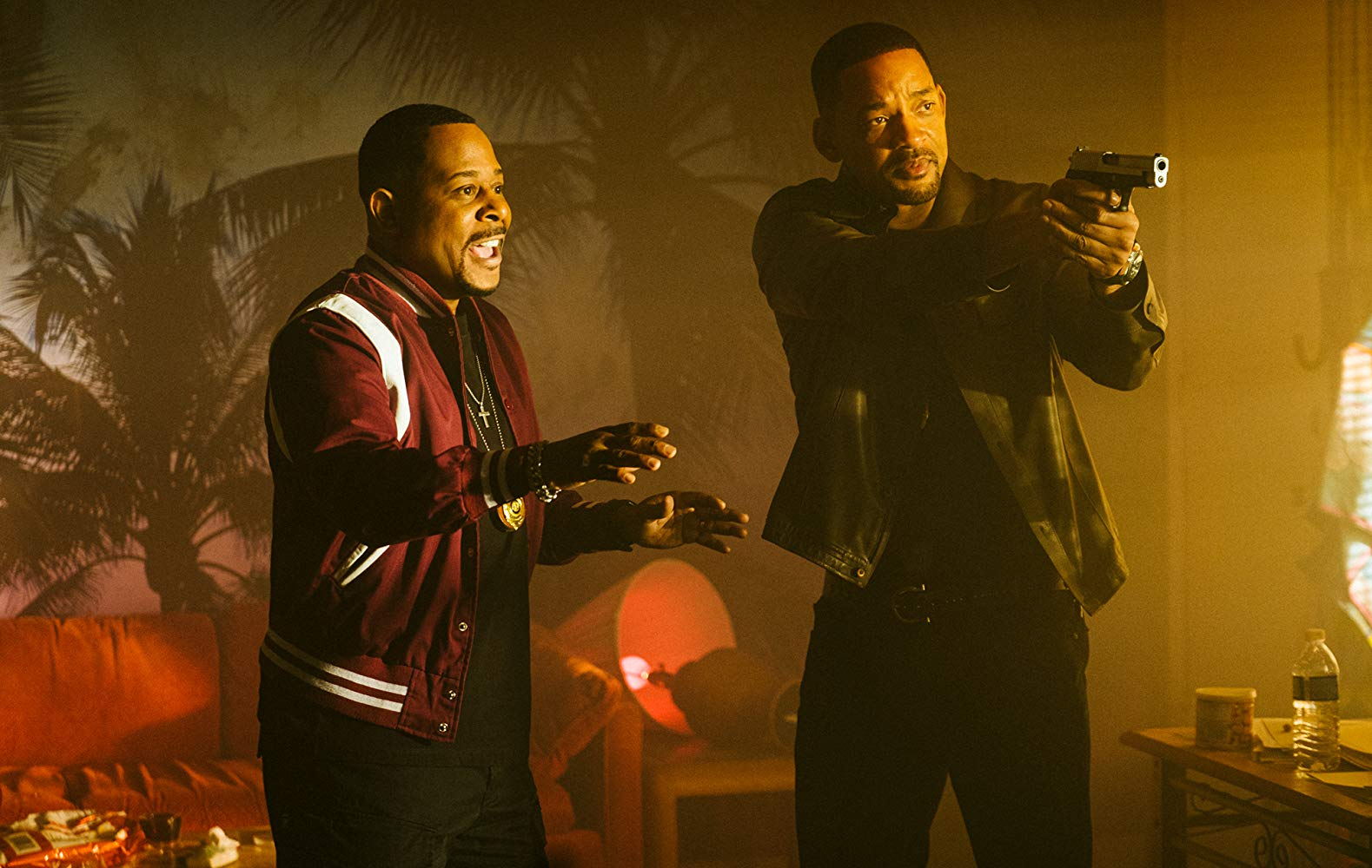 @blazingminds's cover photo for 'Bad Boys For Life throws you into the action in 4DX – Film Review'