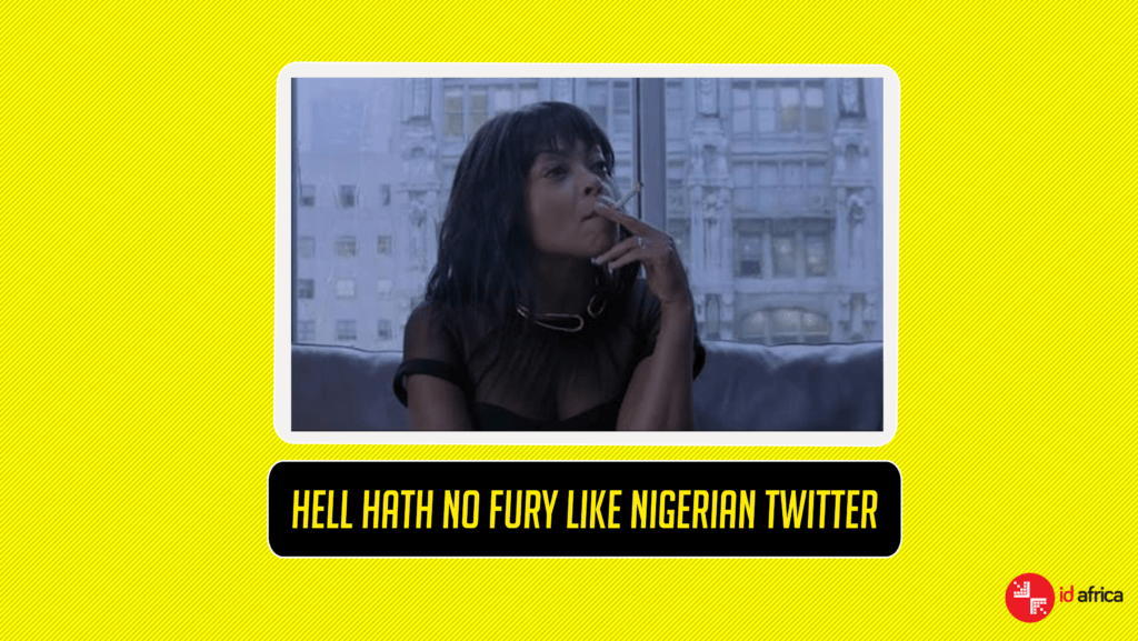 @theblvckoreo's cover photo for 'Hell hath no fury like Nigerian Twitter - ID Africa'
