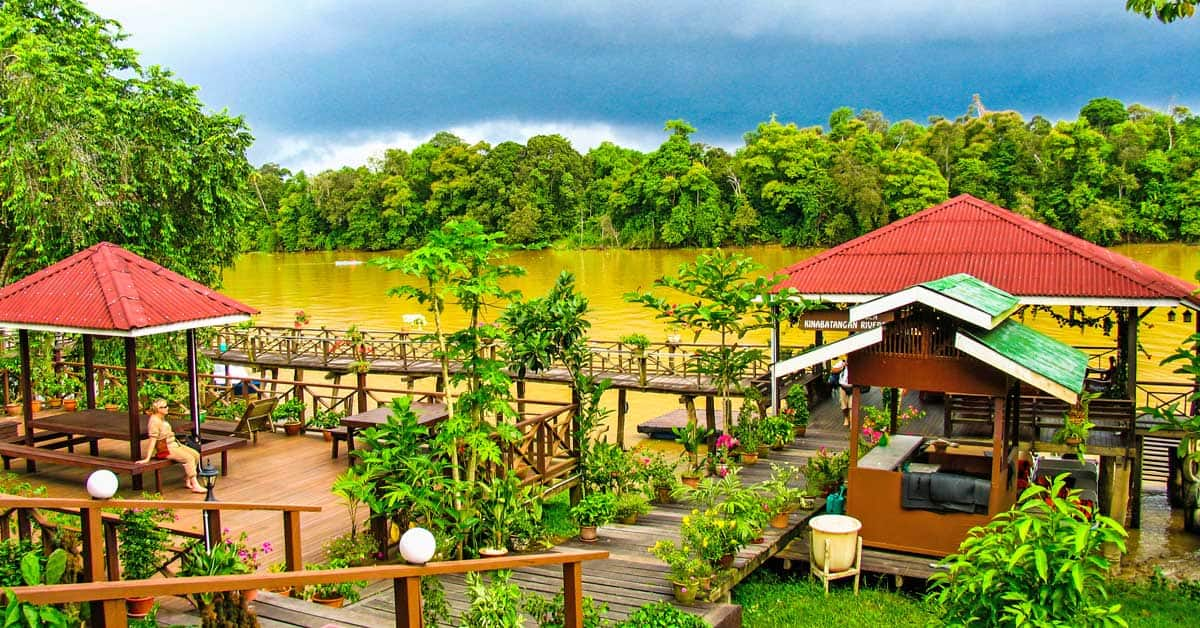 @guide2travel.ca's cover photo for 'Adventures at a Jungle Lodge in the Rainforests of Sabah, Malaysia'