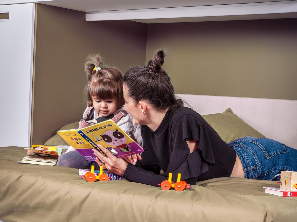 @fillyourhomewithlove's cover photo for 'Letti per bambini: le soluzioni di Moretti Compact | Fillyourhomewithlove'