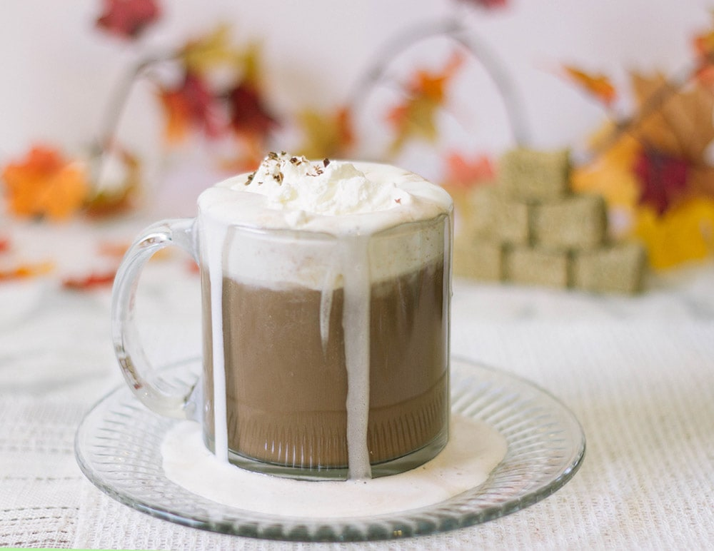 @jensoltys's cover photo for 'Low Carb Hot Chocolate with MCT Oil and Collagen | Keto'
