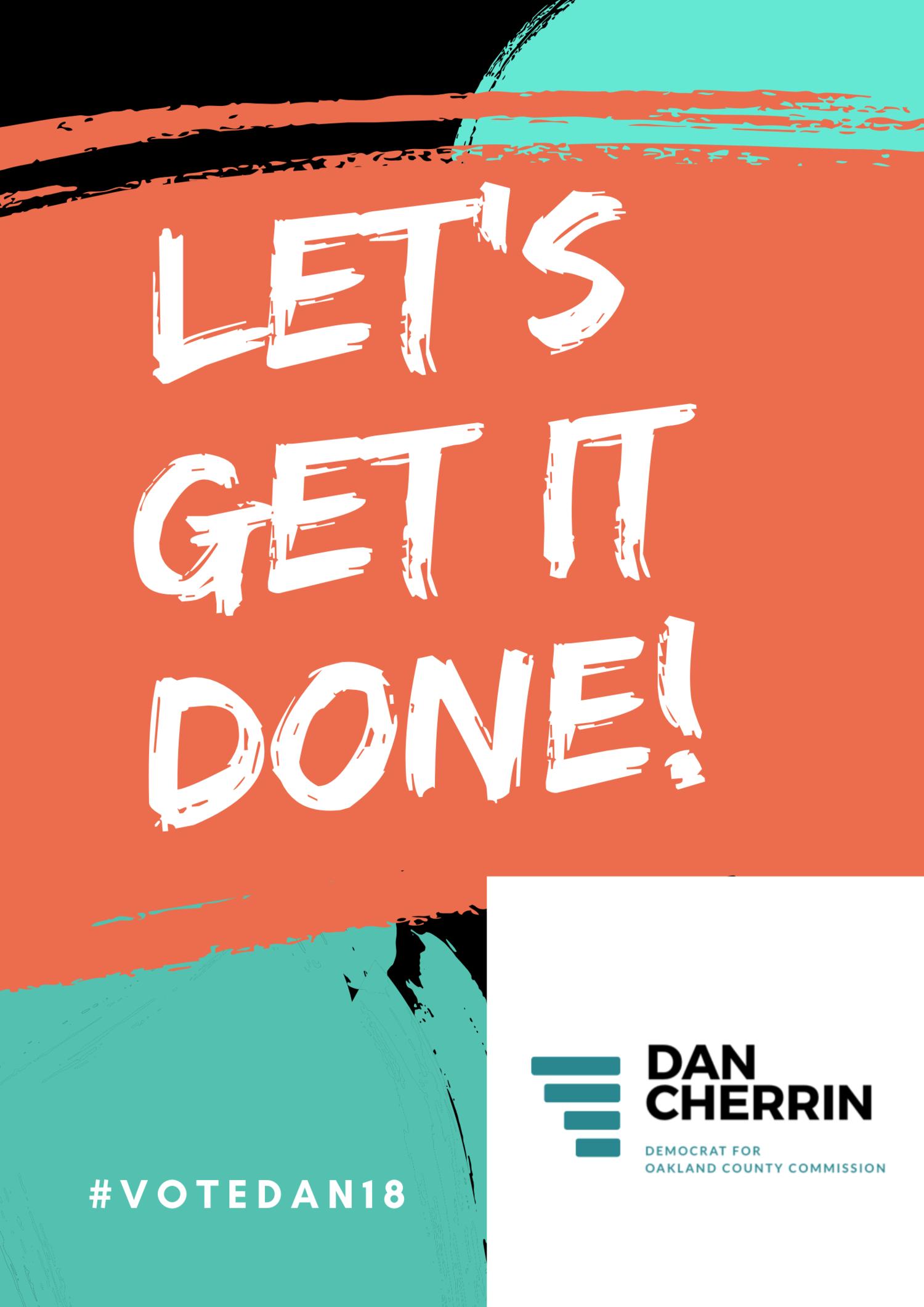 @dancherrin's cover photo for 'The South End — Vote for Dan Cherrin'