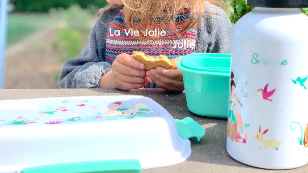@laviejolie_julie's cover photo for 'Un lunch pour un enfant ? Facile !'
