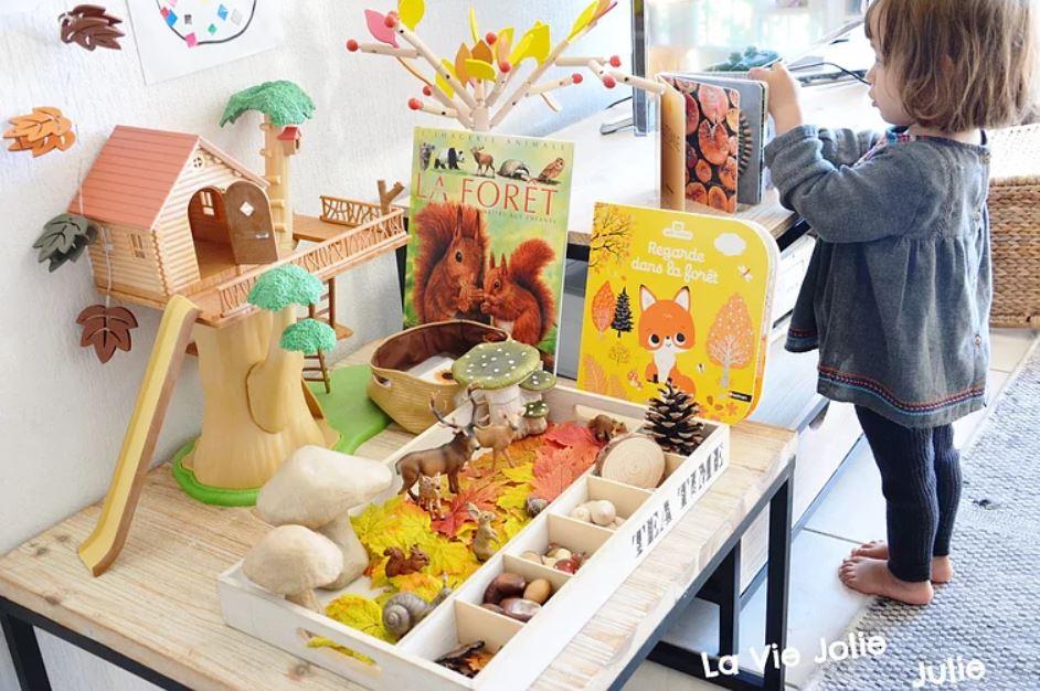 @laviejolie_julie's cover photo for 'Hello, jolie table de l'automne !'