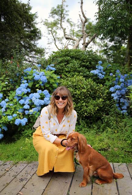 @xameliax's cover photo for 'Toby's Adventure: Dog Friendly Holidays in Scotland | xameliax'