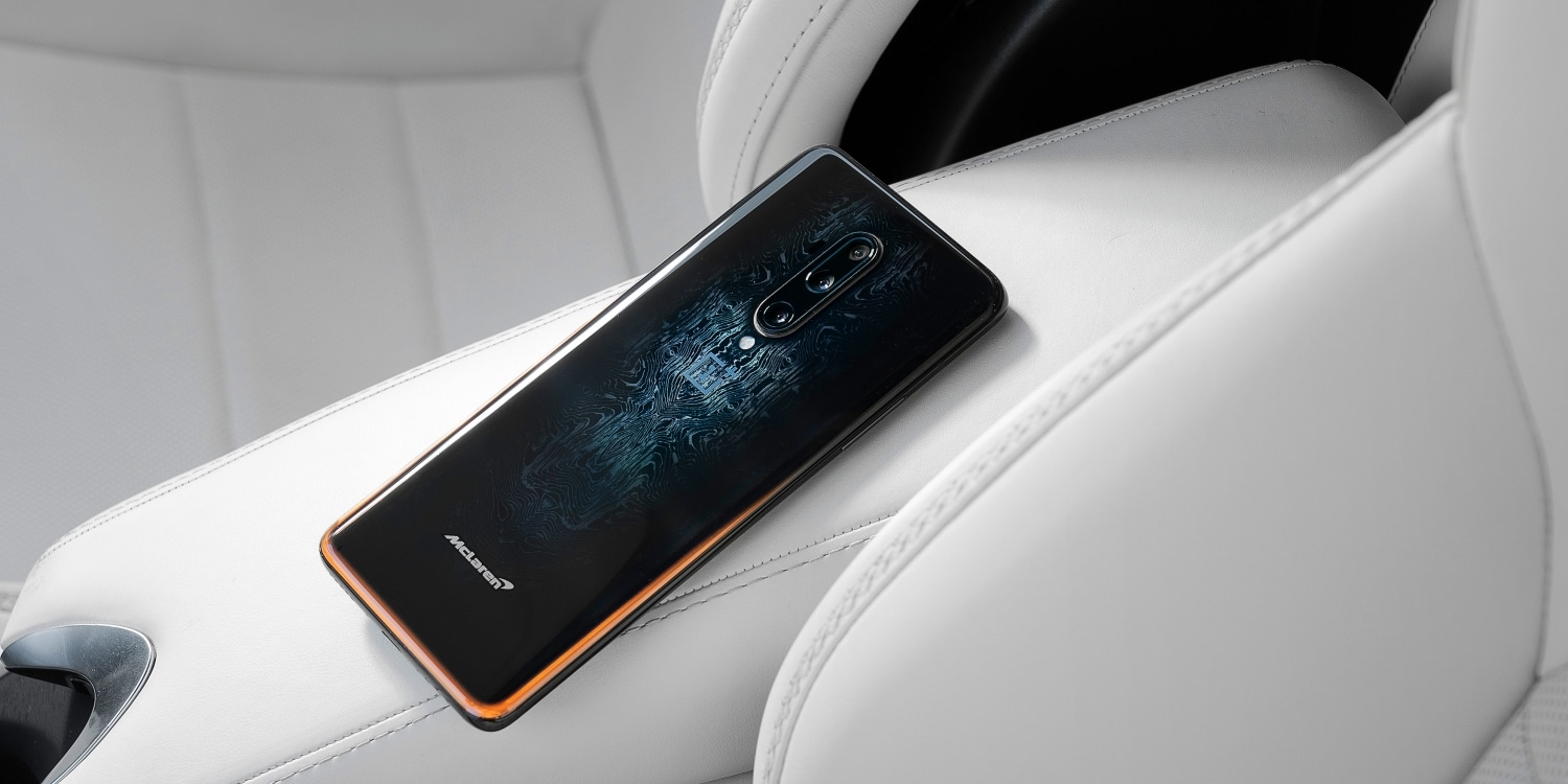 @evlear's cover photo for 'OnePlus 7T Pro McLaren Edition'