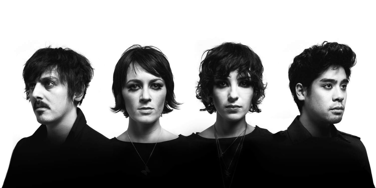 @evlear's cover photo for 'Far From Home (Night Versions) by Ladytron'