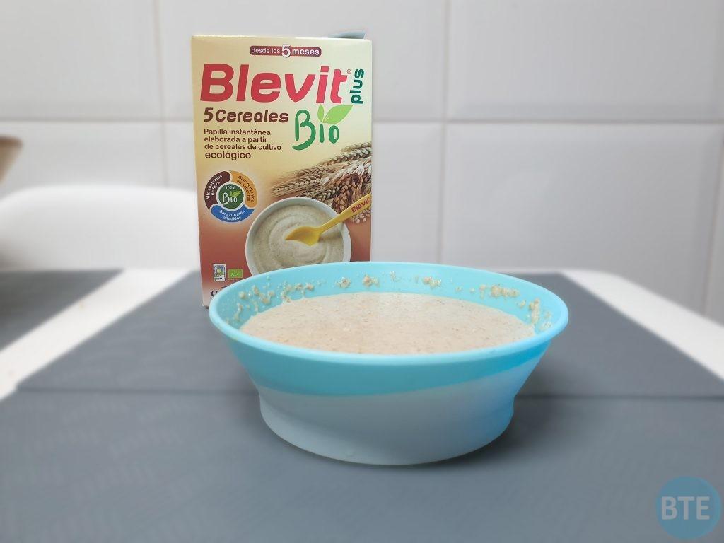 @buscando_tu_embarazo's cover photo for 'Cereales Blevit Plus Bio | Alimentación | El Blog De Mamá'