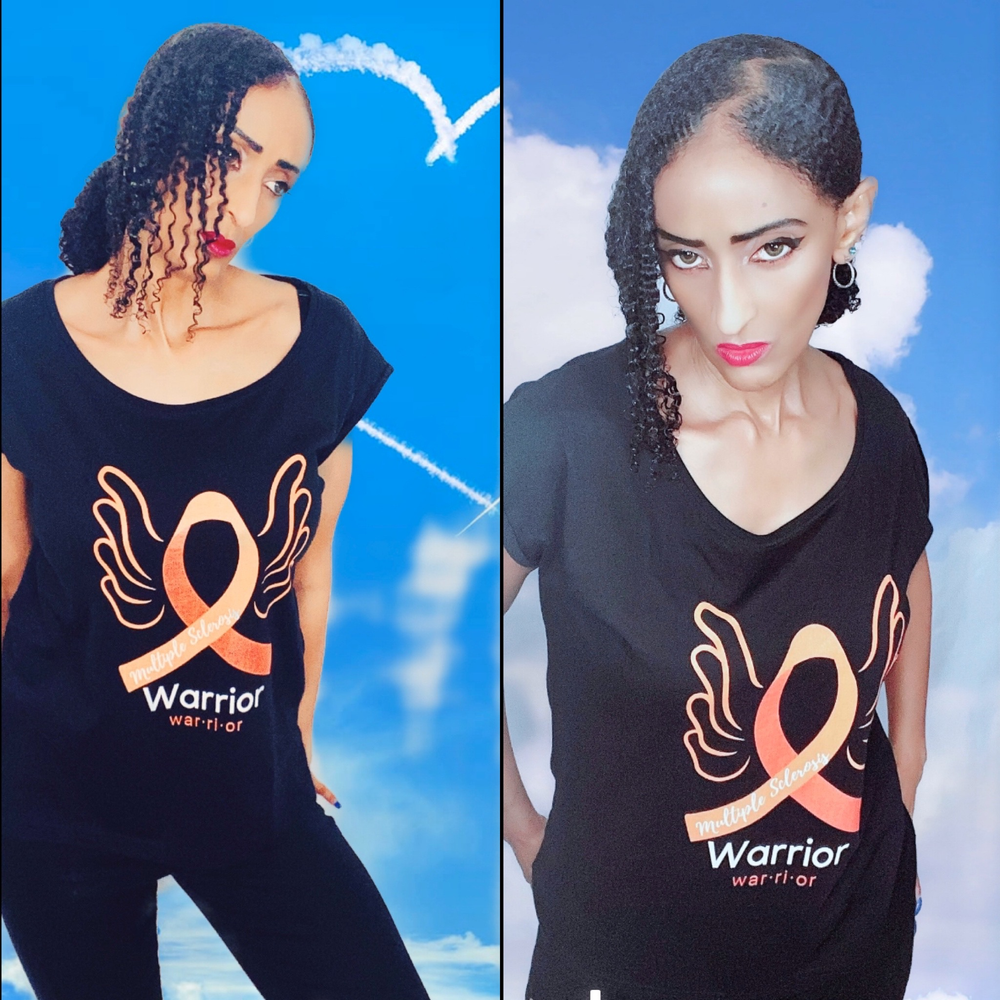 @finergyglobal1's cover photo for 'A Warrior over Multiple Sclerosis'