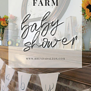 @brendadaltonphotography's cover photo for 'A Rustic Farm Baby Shower • Brenda Dalton | Tulsa Blogger | Gluten Free Travel, Lifestyle and Entertaining for the Modern Woman'