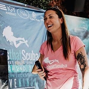 @deeperbluegram's cover photo for 'Suunto Ambassador Spotlight: Sarah Richard - DeeperBlue.com'