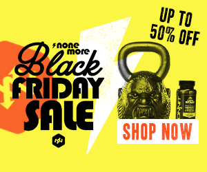 @physiostrengthclub's cover photo for 'There's Only a Few Hours Left to Save at Onnit! - Physio Strength Club'