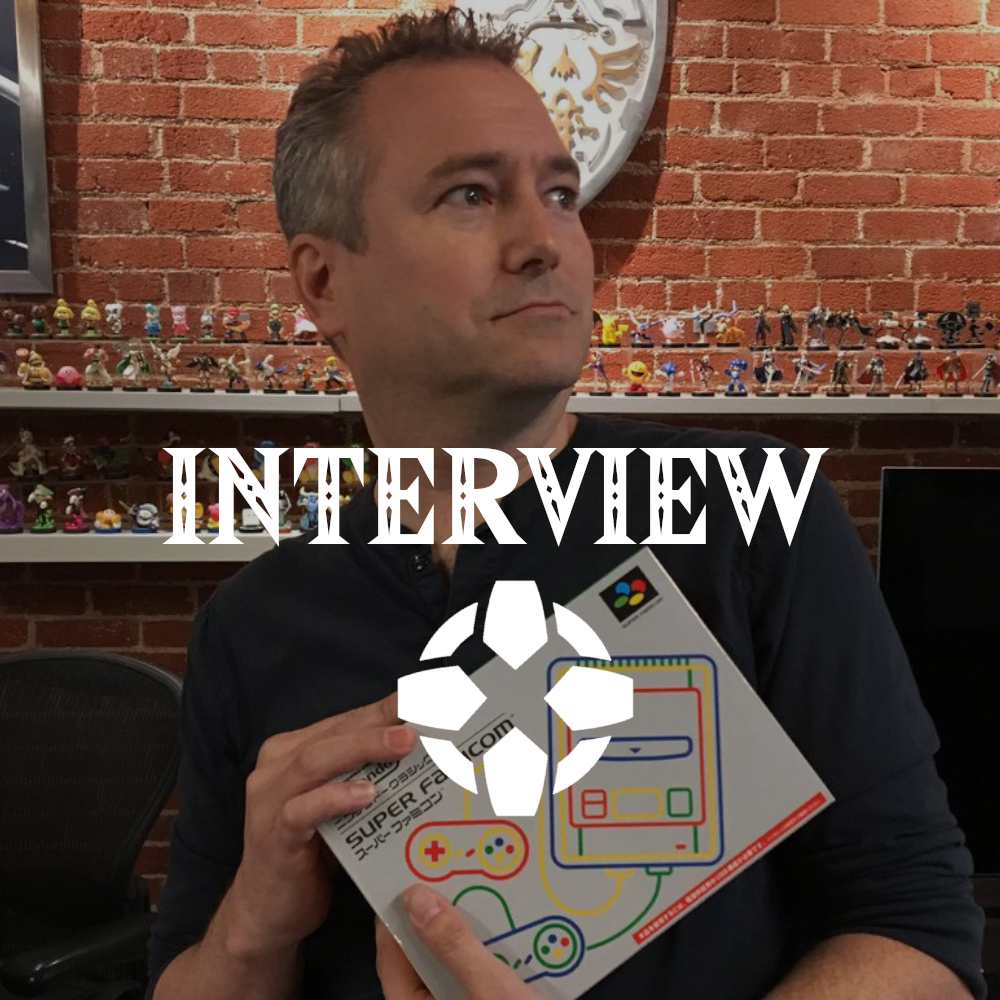 @nintendad's cover photo for '[Interview] Talking Fatherhood and Nintendo with Peer Schneider'