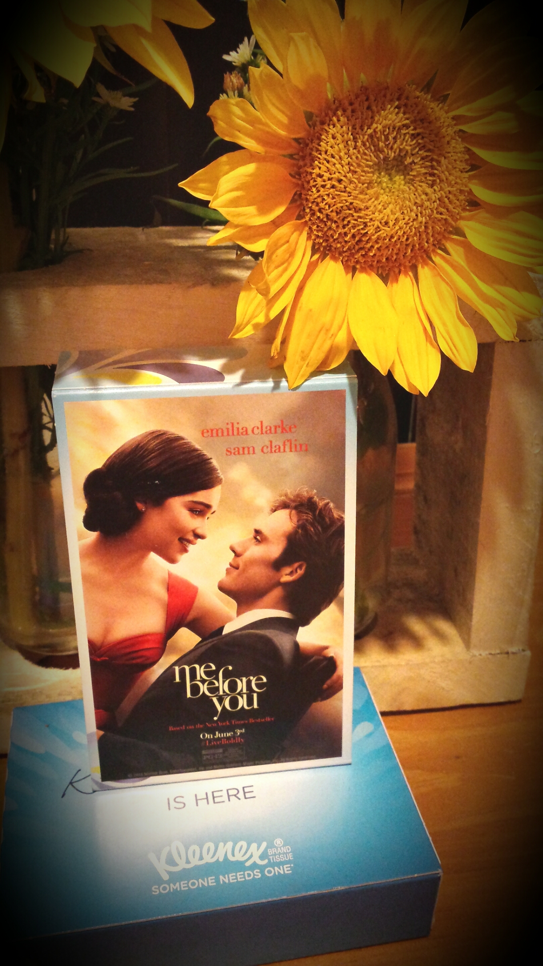@bostonsinglegirl's cover photo for 'Me Before You Review: A Movie With Heart and Soul ~ Boston and the Single Girl'