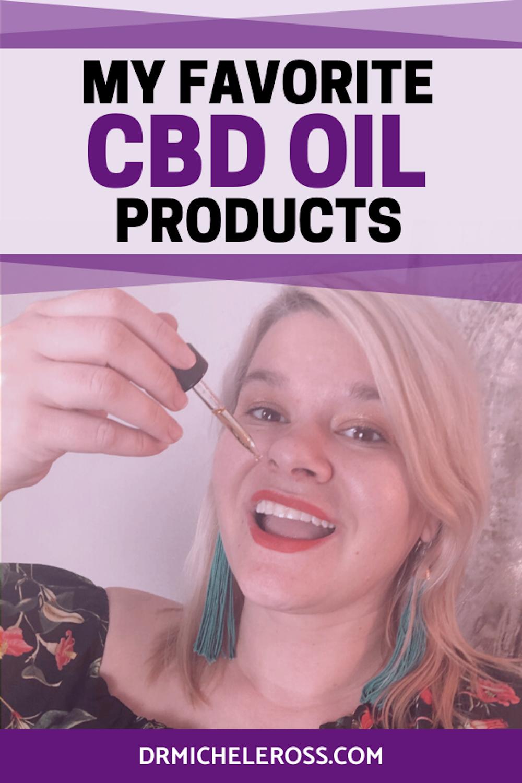 @drmicheleross's cover photo for 'My Favorite CBD Oil | CBD Brands | Hemp Oil | Dr. Michele Ross'