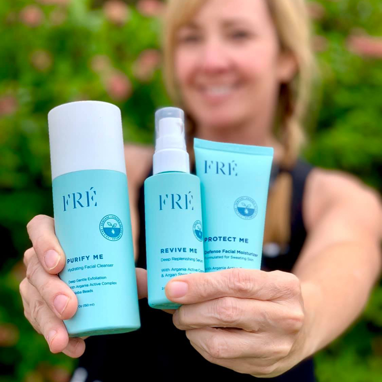 @fitguitargirl's cover photo for 'FRE Coupon Code FITGGIRL Skincare for Women Who Workout'