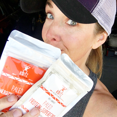 @fitguitargirl's cover photo for 'Want An All Natural Paleo Protein Supplement With NO Soy or Whey?'