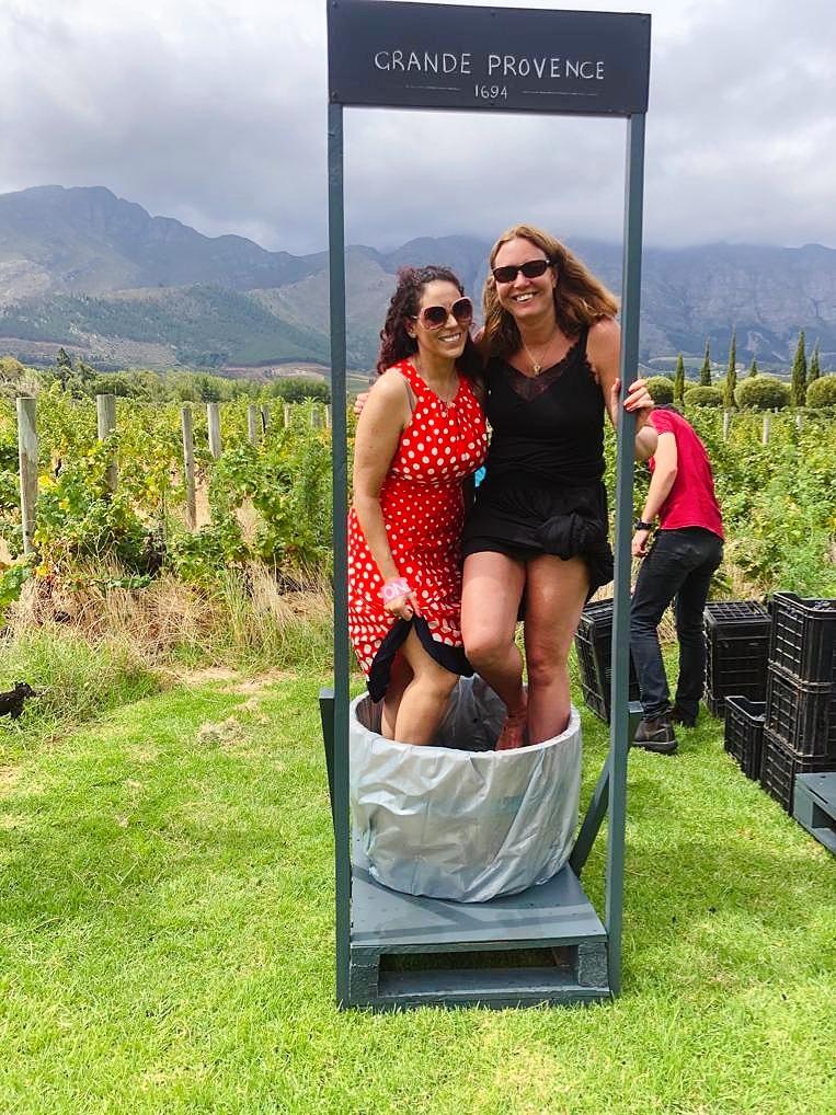 @thejaxblog's cover photo for 'Grape Expectations at Grande Provence - The Jax Blog'
