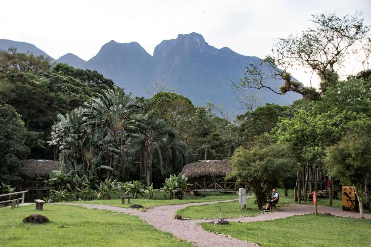 @livemoretravelmore's cover photo for 'Ekôa Park: sustainability, connection and adventure in the Atlantic Forest!'