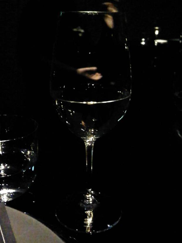@winewomansong's cover photo for '2003 Dom Perignon: Dark Revelations'