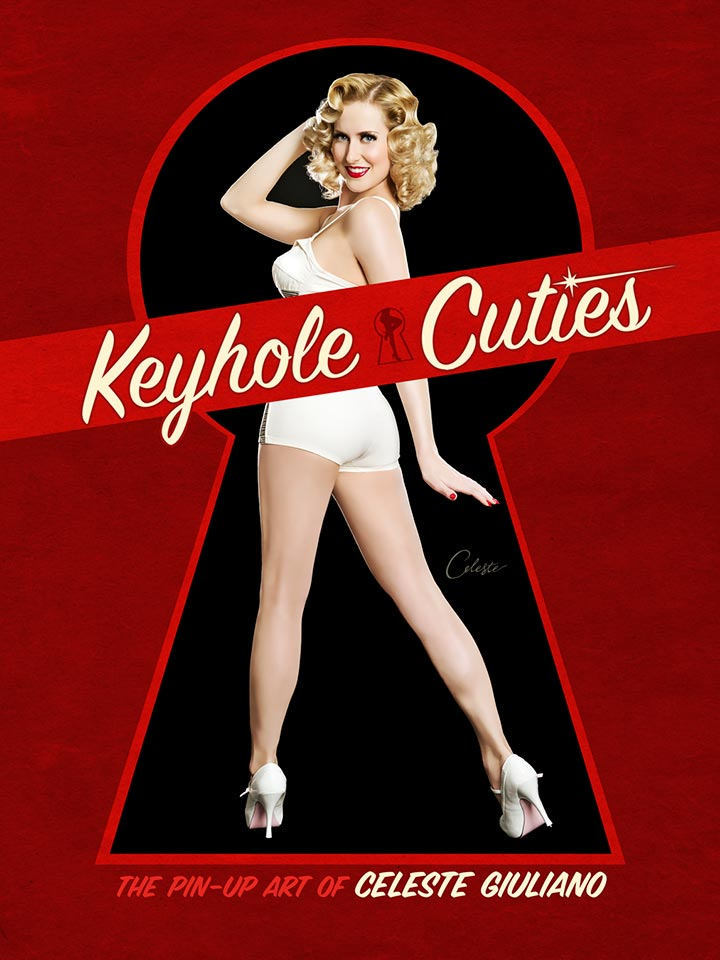 @digitalgirlies's cover photo for 'Book Review - Keyhole Cuties'