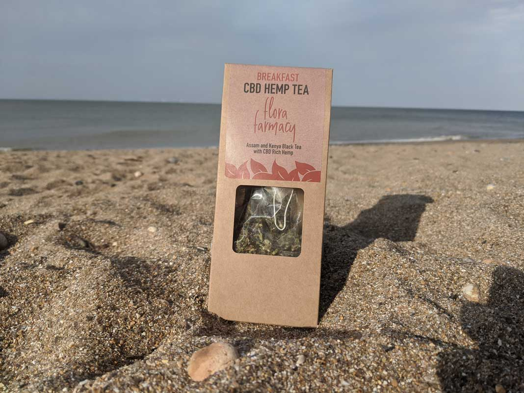 @cbdslothreal's cover photo for 'Flora Farmacy CBD Hemp Breakfast Tea Review - My CBD Oil Blog'