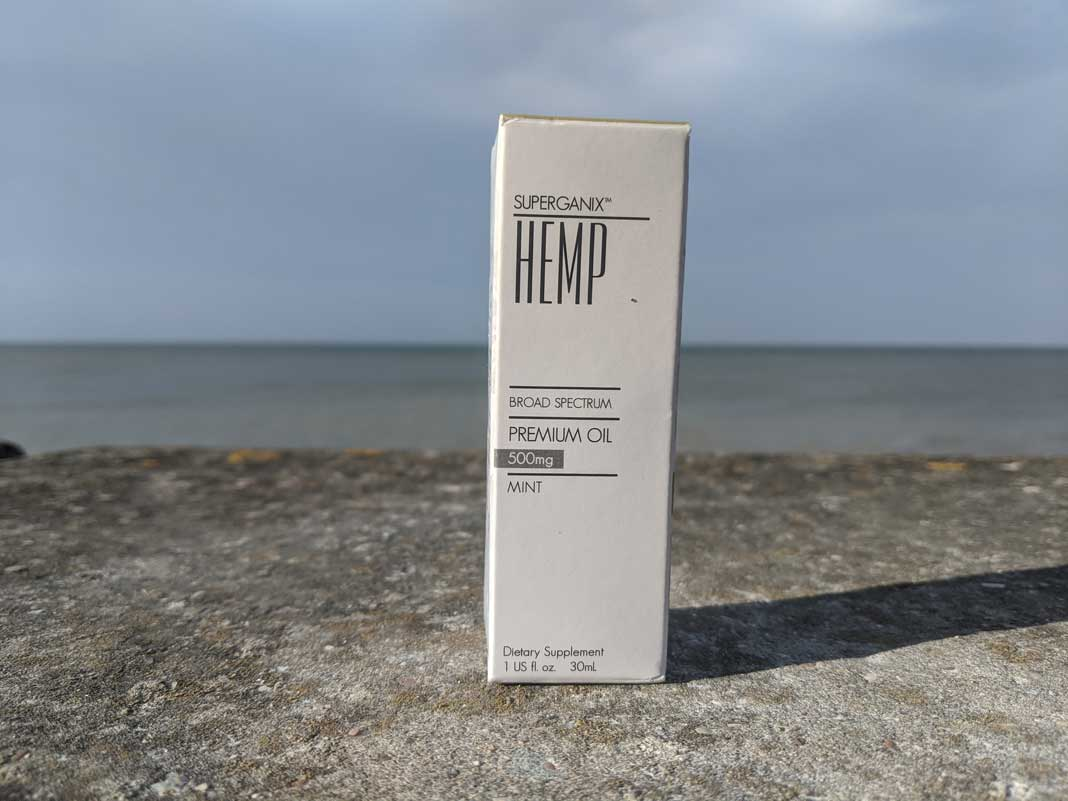 @cbdslothreal's cover photo for 'Superganix Hemp Oil Review - My CBD Oil Blog'