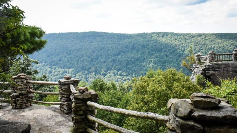 @hillesha's cover photo for 'Almost Heaven Travel Guide: Morgantown, West Virginia'