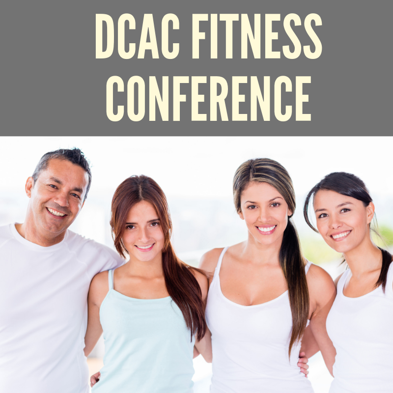 @funfitnessfam's cover photo for '10 Reasons to Attend the DCAC Fitness Conference'