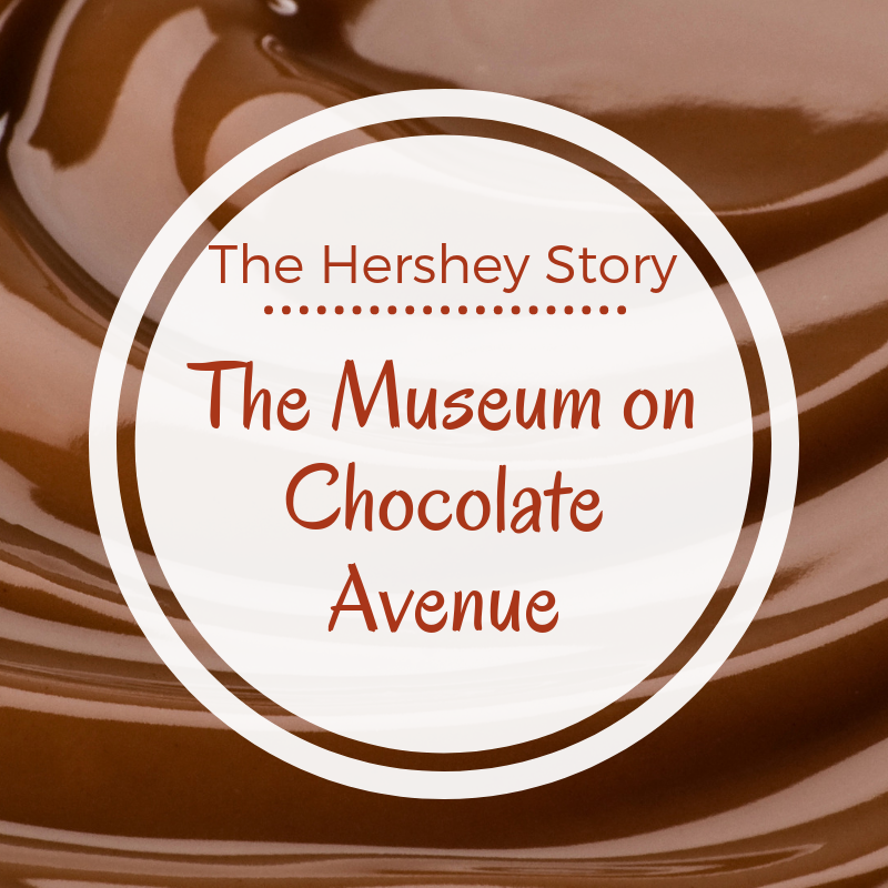 @funfitnessfam's cover photo for 'The Hershey Museum Experience is excellent for families!'