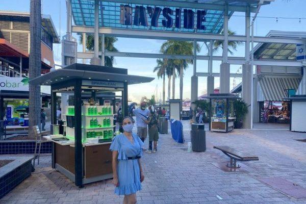"""@turistaenmiami's cover photo for 'Bayside Marketplace, la tipica salida """"dominguera"""" en Miami'"""