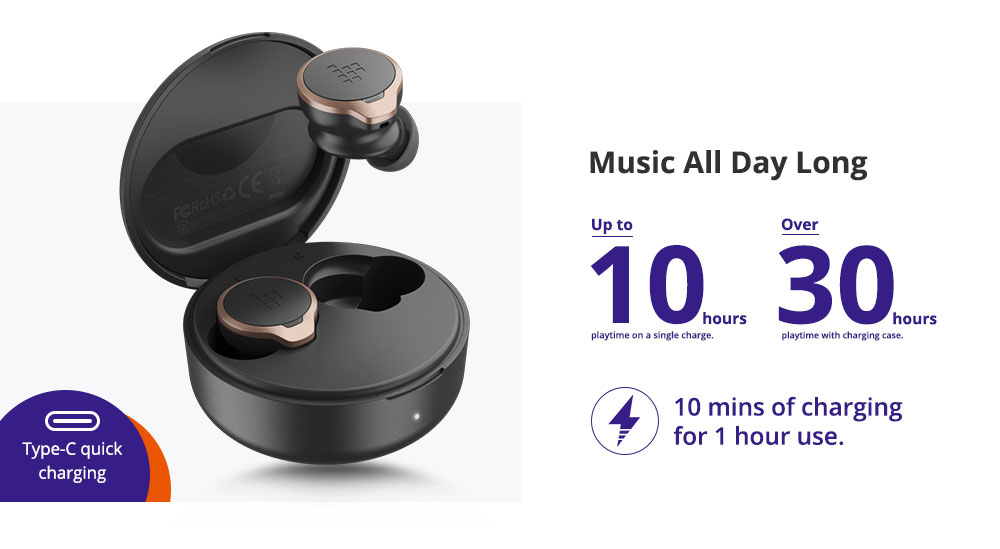 @tadeypremusic's cover photo for 'Tronsmart Apollo Bold ANC TWS Earbuds with Hybrid Active noise cancellation - Teddy's blog'