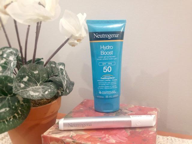 @nicregiane's cover photo for 'NICA POR AÍ: Recebidos | Tratamento de LED contra acne e protetor solar da Neutrogena'